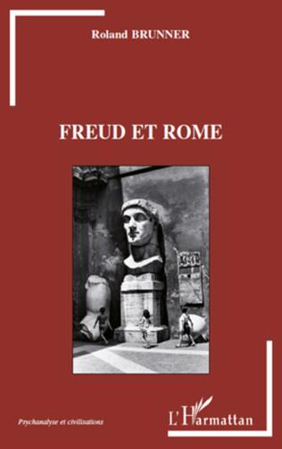 Couverture Freud et Rome