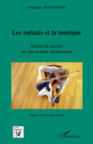 Couverture Les enfants et la musique