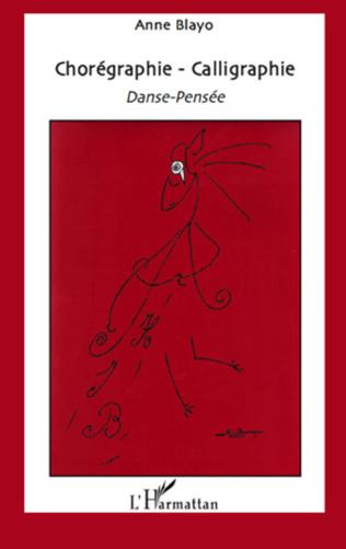 Couverture Chorégraphie - Calligraphie