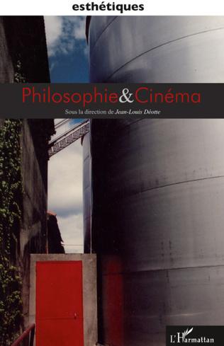 Couverture Philosophie et cinéma
