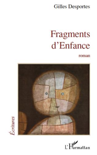 Couverture Fragments d'Enfance