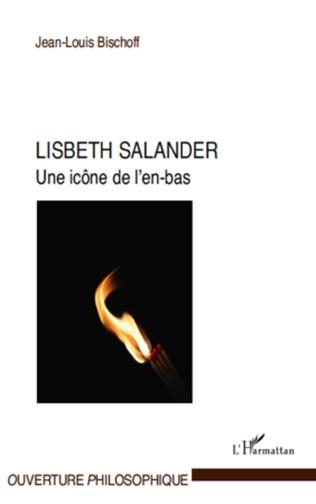 Couverture Lisbeth Salander