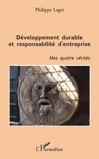 Couverture Développement durable et responsabilité d'entreprise