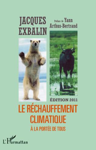 Couverture LE RÉCHAUFFEMENT CLIMATIQUE A LA PORTEE DE TOUS