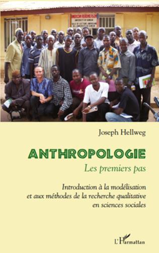Couverture Anthropologie : les premiers pas