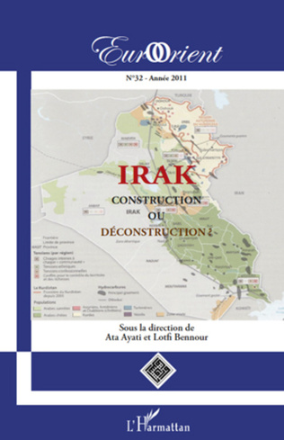 Couverture Irak construction ou déconstruction ?