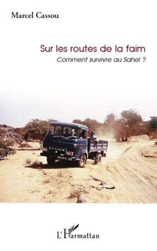 Couverture Sur les routes de la faim