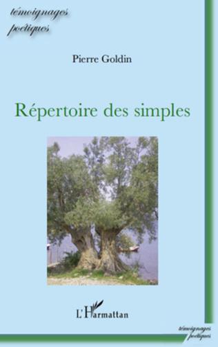 Couverture Répertoire des simples