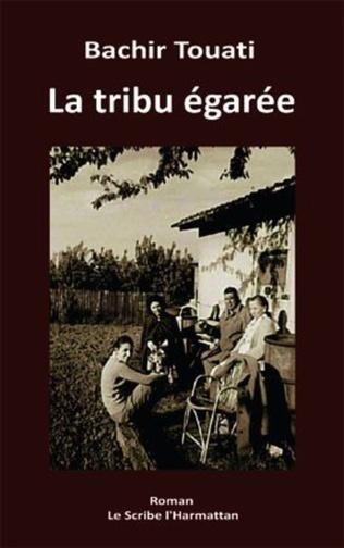 Couverture LA TRIBU EGAREE