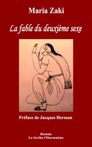 Couverture La fable du deuxième sexe