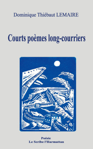 Couverture Courts poèmes long-courriers