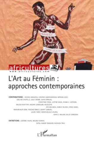 Couverture L'Art au Féminin : approches contemporaines