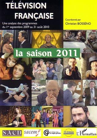 Couverture Télévision française La saison 2011