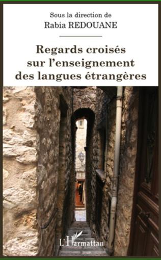 Couverture Regards croisés sur l'enseignement des langues étrangères