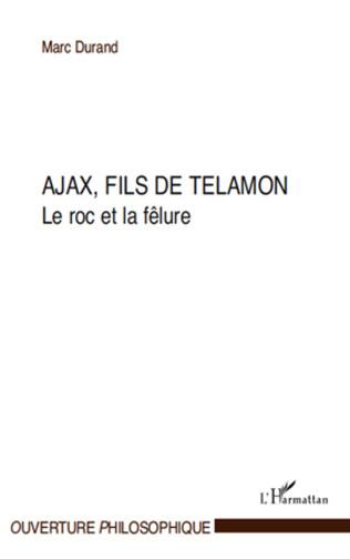 Couverture Ajax, fils de Telamon