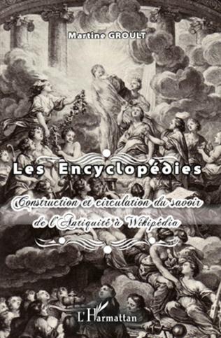 Couverture Les Encyclopédies