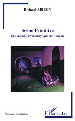 Couverture Scène Primitive