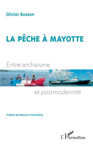 Couverture La pêche à Mayotte