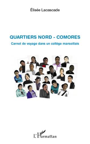 Couverture Quartiers Nord - Comores