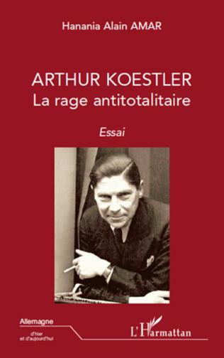 Couverture Arthur Koestler