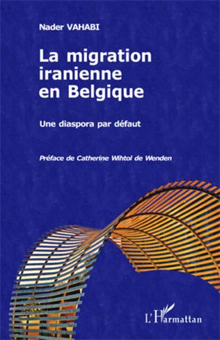 Couverture La migration iranienne en Belgique
