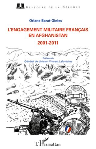 Couverture L'engagement militaire français en Afghanistan