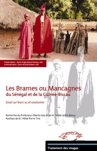 Couverture Les Brames ou Mancagnes du Sénégal et de la Guinée-Bissau