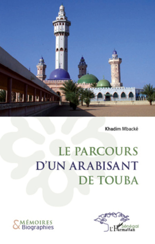 Couverture Le parcours d'un arabisant de Touba