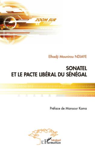 Couverture Sonatel et le pacte libéral du Sénégal