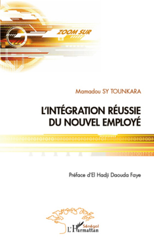 Couverture L'intégration réussie du nouvel employé