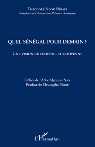 Couverture Quel Sénégal pour demain ?
