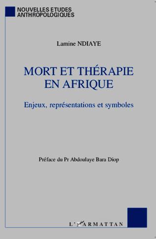 Couverture Mort et thérapie en Afrique