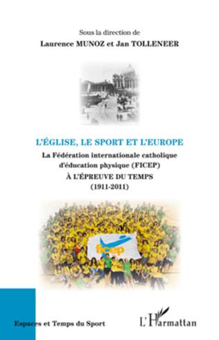 Couverture L'Eglise, le sport et l'Europe