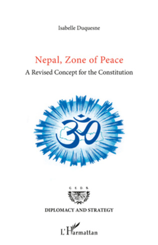 Couverture Nepal, Zone of Peace