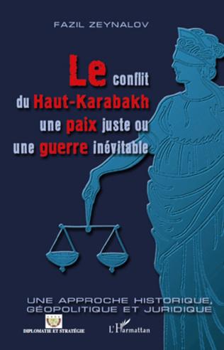 Couverture Le Conflit du Haut-Karabakh