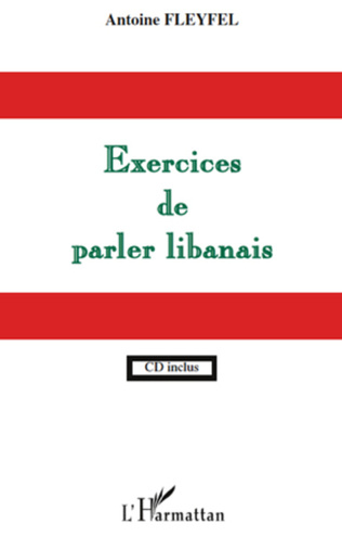Couverture EXERCICES DE PARLER LIBANAIS