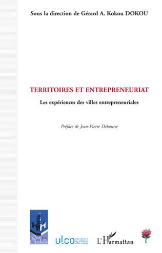 Couverture Territoire, un concept de diversité socio-économique et d'inspiration plurielle de valeurs entrepreneuriales