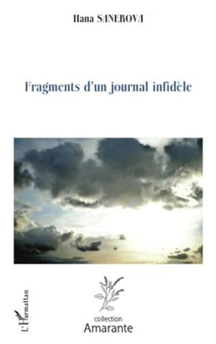 Couverture FRAGMENTS D'UN JOURNAL INFIDELE