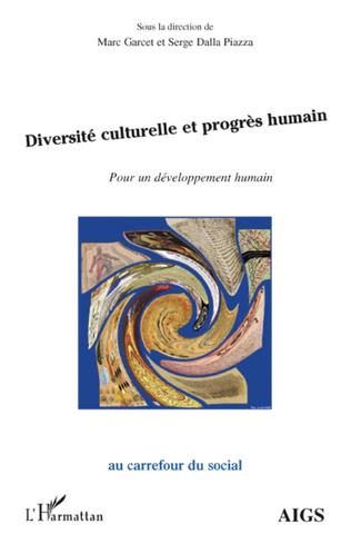Couverture Diversité culturelle et progrès humain