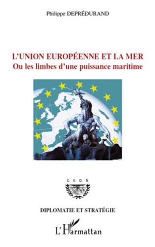 Couverture L'Union européenne et la mer