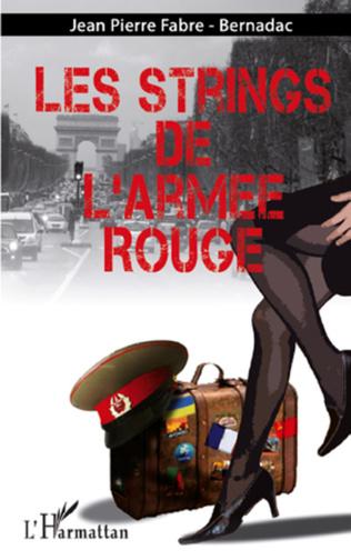 Couverture LES STRINGS DE L'ARMEE ROUGE