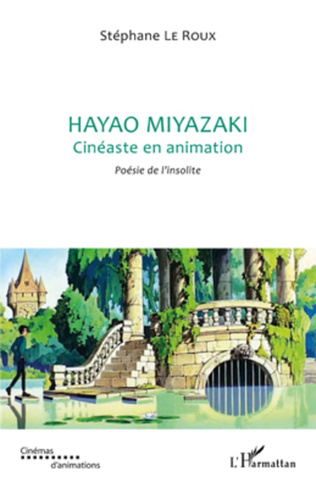 Couverture Hayao Miyazaki