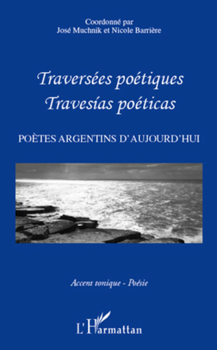 Couverture Traversées poétiques - Travesias poéticas