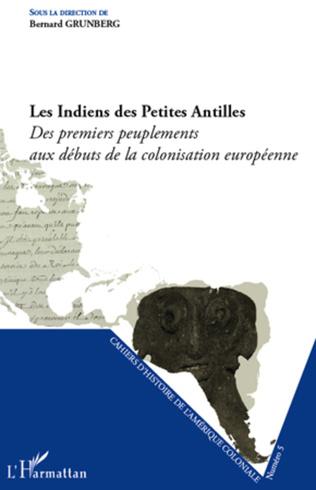 Couverture Les Indiens des Petites Antilles