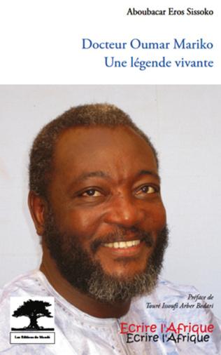 Couverture Docteur Oumar Mariko une légende vivante