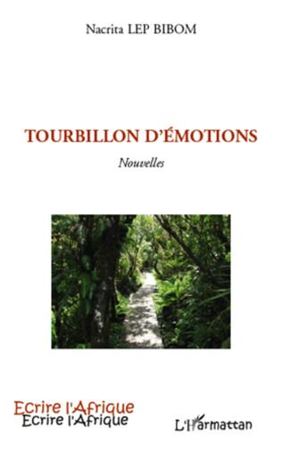 Couverture TOURBILLON D'EMOTIONS   NOUVELLES