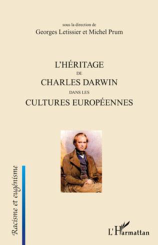 Couverture L'Héritage de Charles Darwin dans les cultures européennes