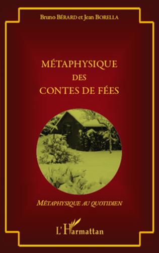 Couverture Métaphysique des contes de fées