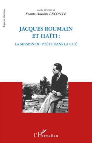 Couverture Jacques Roumain et Haïti