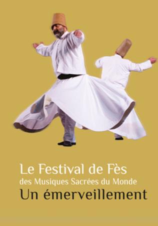 Couverture Le Festival de Fès des Musiques Sacrées du Monde